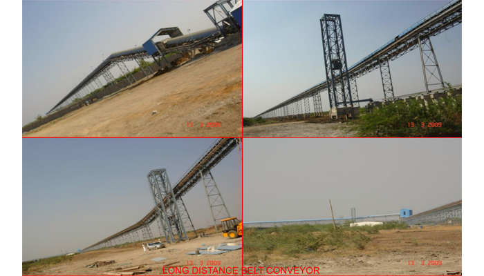 LongDistanceBeltConveyor