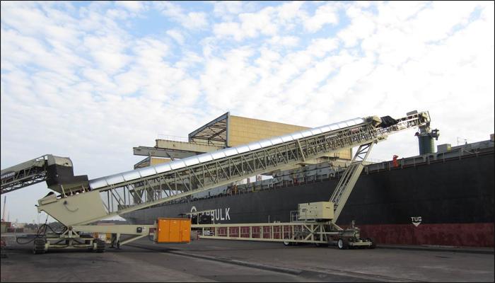 ShipBargeLoader